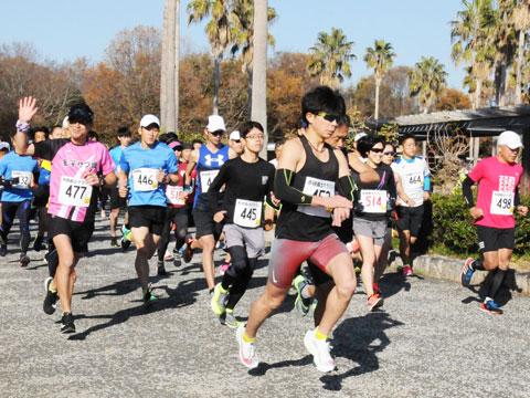 第30回記念 赤穂義士マラソン大会