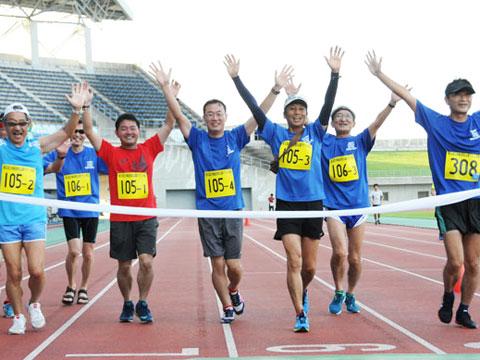 第14回 三木総合防災公園24時間リレーマラソン大会