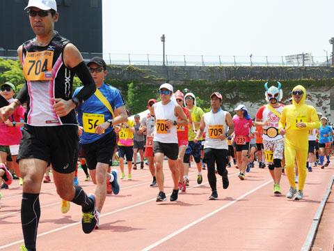 第21回 24時間リレーマラソン神戸大会