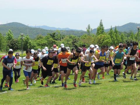 第10回記念 三木総合防災公園クロスカントリー大会 開催要項